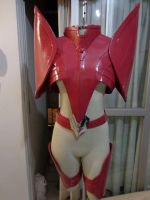 Armour Andromeda Shun by PookieMania
