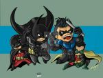 Bat DUDES by MARR-PHEOS