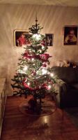 our christmas tree by snofs