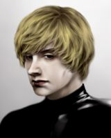 Tate Langdon by simplyyellow