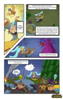 League of legends comic contest entry by TheNekoboi