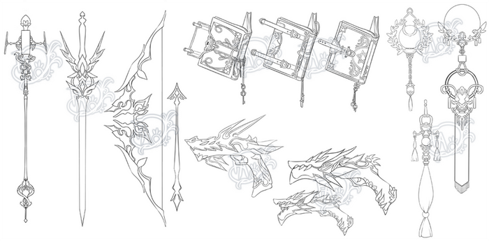Weapon Adoption 59 CLOSED by Forged-Artifacts