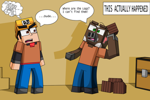 Minecraft: Check your Inventory kids.... by playingames6
