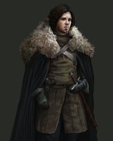 Lord Snow by Dacet