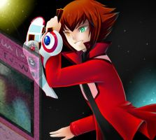 Judai by Buttersat