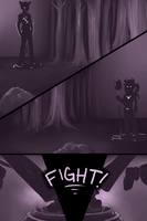Round One: Page Seven by CeruleanBoxes