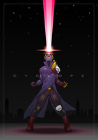 Cyclops Redesign by TravisHarris