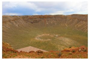 Foray into Meteor Crater by lwatson74