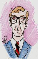 Michael the Caine by frasierdalek