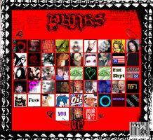punks member icons by punks