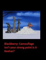 Funny Watership Down 45 by CrispinVCampion