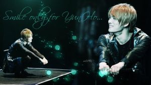 Jaejoong - Smile only for YH by KNPRO