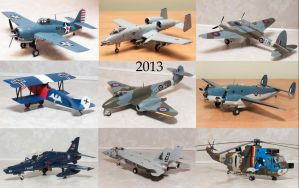 2013 Builds by AEisnor