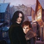 Severus and Hermione by xantishax277