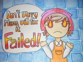 Cooking mama FAILED by FreshlySteamed