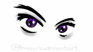 Eyes by amauric