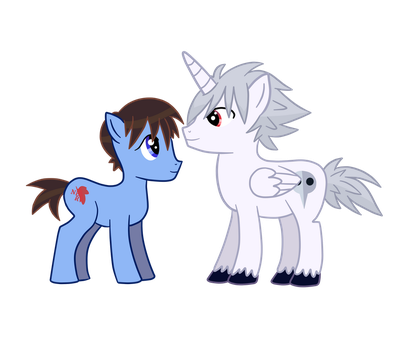 My Little KawoShin Transparent by Shivery-Ao