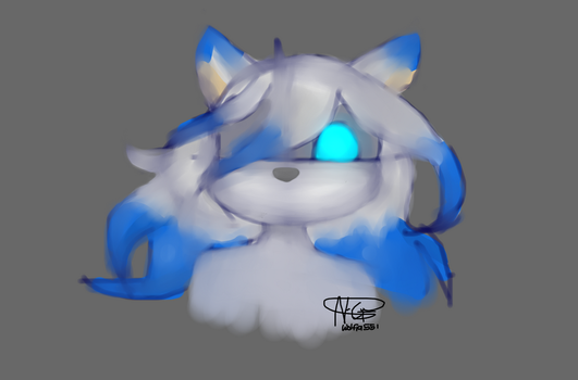 Quick Mouse Art by Wolfia551