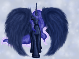 Just Luna by EarthEquine