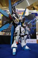 Strike Freedom Gundam - 1 of 5 by Clivelee