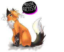 Ms Mousey Artist by faytemption