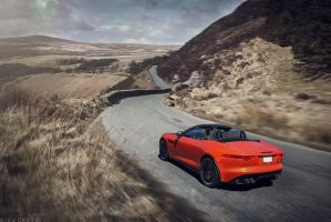 Jaguar F-TYPE by also-cg