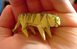 Mini Komatsu Tiger by guspath