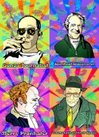 Pioneers of the Drug Culture by RCarter