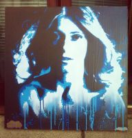 marilyn chambers porn star by kone1972