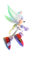 Hyper Sonic (Cobanermani456 Request) by FinnAkira