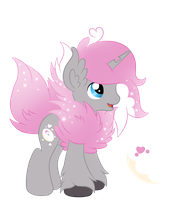 OC Ref: Powdered Donut the Unicorn by SilverRomance