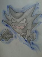 Haunter by XSlappyTheDummyX