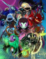 Murlocs of the Storm by d1eselx