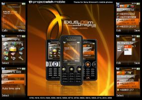 Exus OSm Omega Lite - Orange by wich