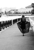 Sunny day - In black by Misty-AnGel