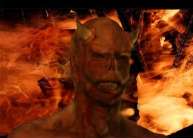 Doom 3 Daemon Part 2 by PatrickPower