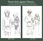 Draw This Again meme by mayday-daywalker