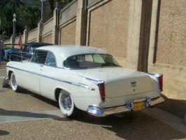 1955 Chrysler 300c III by darquewanderer
