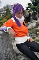 Yoruichi 2 by AngelLiriel