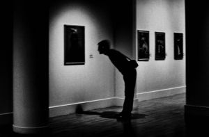 In the Museum3 by cahilus