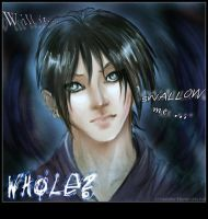 Hollow +Miroku+ by Technoelfie