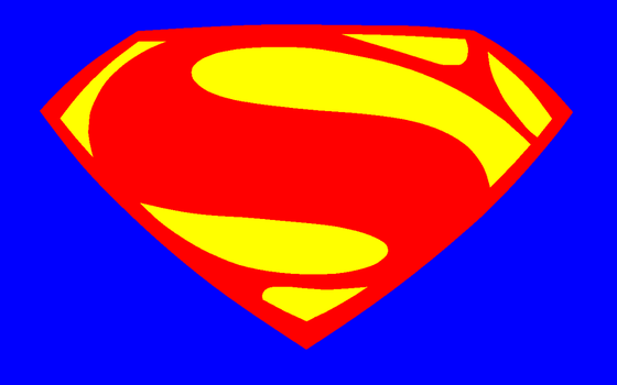 Man of Steel -Custom Logo WP5 by DTWX