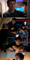 What's Merlin doing in Dr Who? by SquirrelGirl111