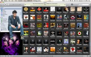 KEANU ALL UP IN MY iTUNES by TheStrawberryField