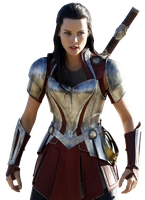 Lady Sif PNG by Ohsopeachyx