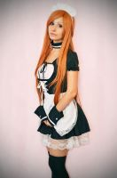 maid Asuna by IRA-PUSSYCAT