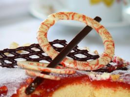 Chocolate Rings by Azagh