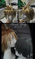 Production: Cloud Strife Wig by AmenoKitarou
