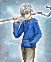 Jack Frost by Smudgeandfrank