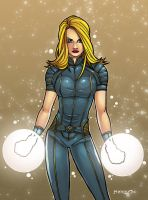 X4 Dazzler color by mennyo